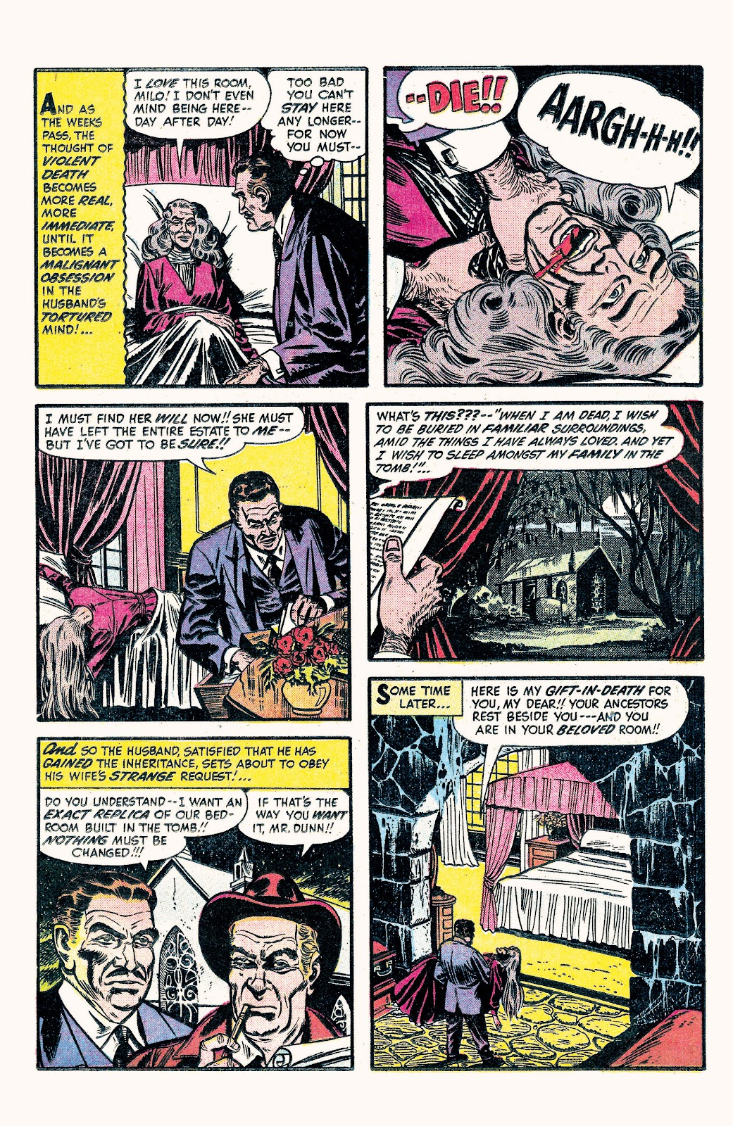 Haunted Horror Issue #22 #22 - English 15