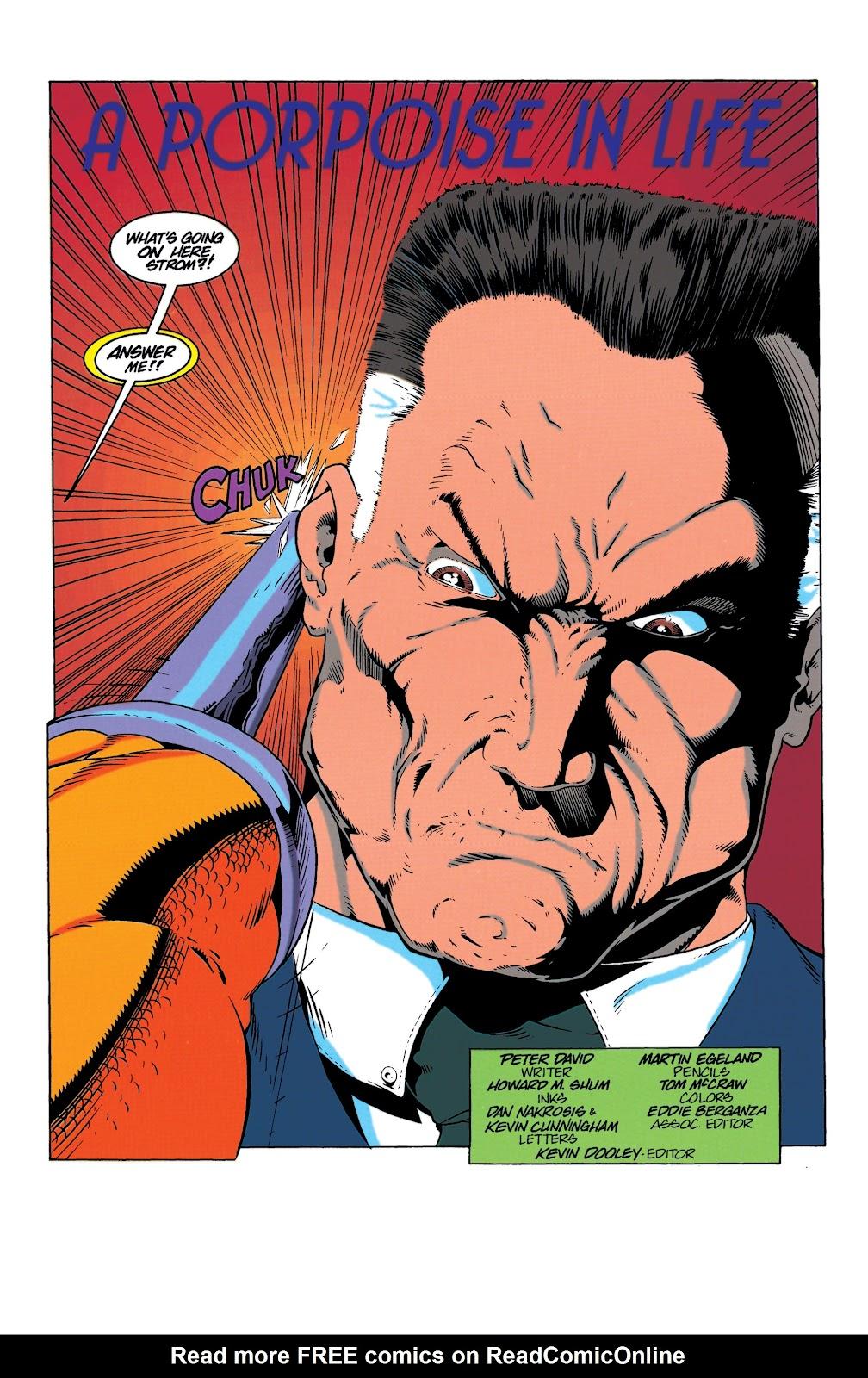 Aquaman (1994) Issue #4 #10 - English 2