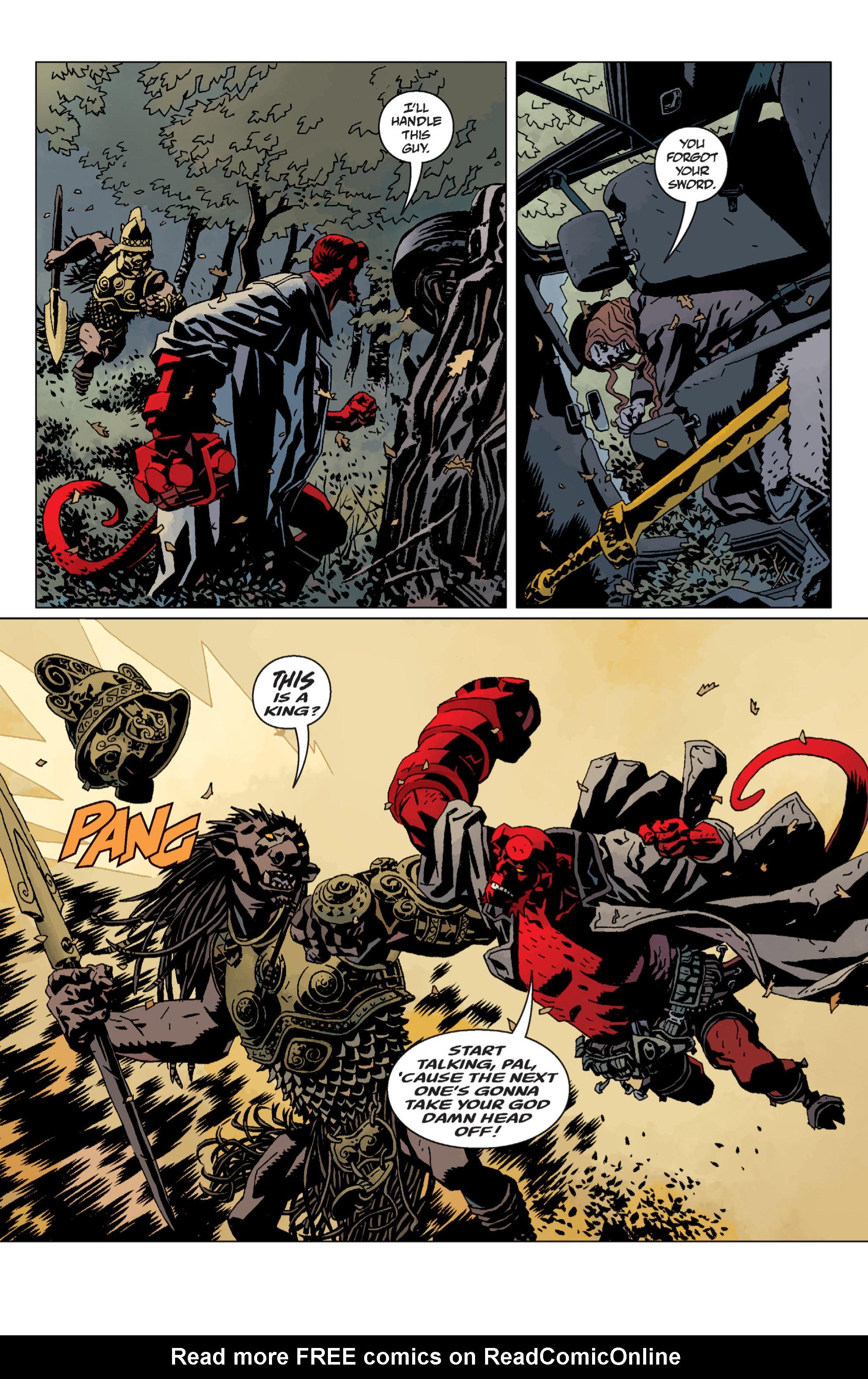 Hellboy chap 12 pic 27