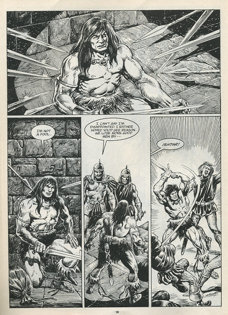 The Savage Sword Of Conan Issue #174 #175 - English 12