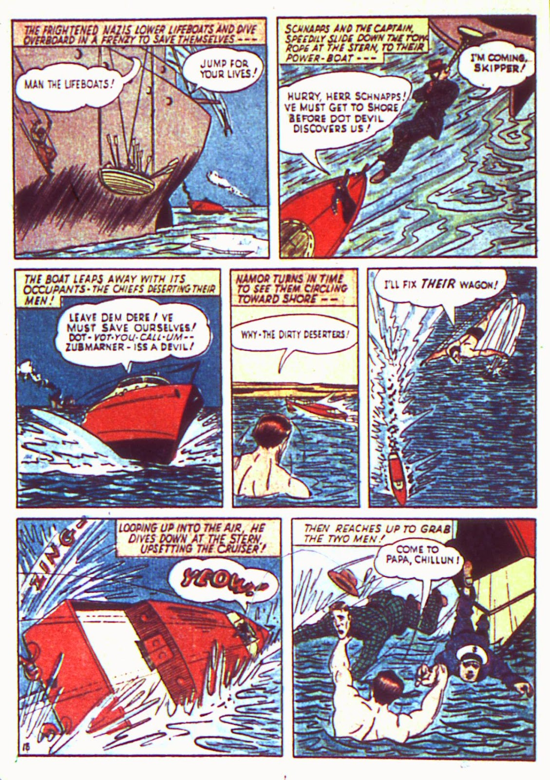 Sub-Mariner Comics Issue #2 #2 - English 20