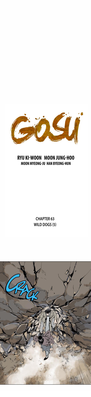 Gosu 62.5 : Wild Dogs