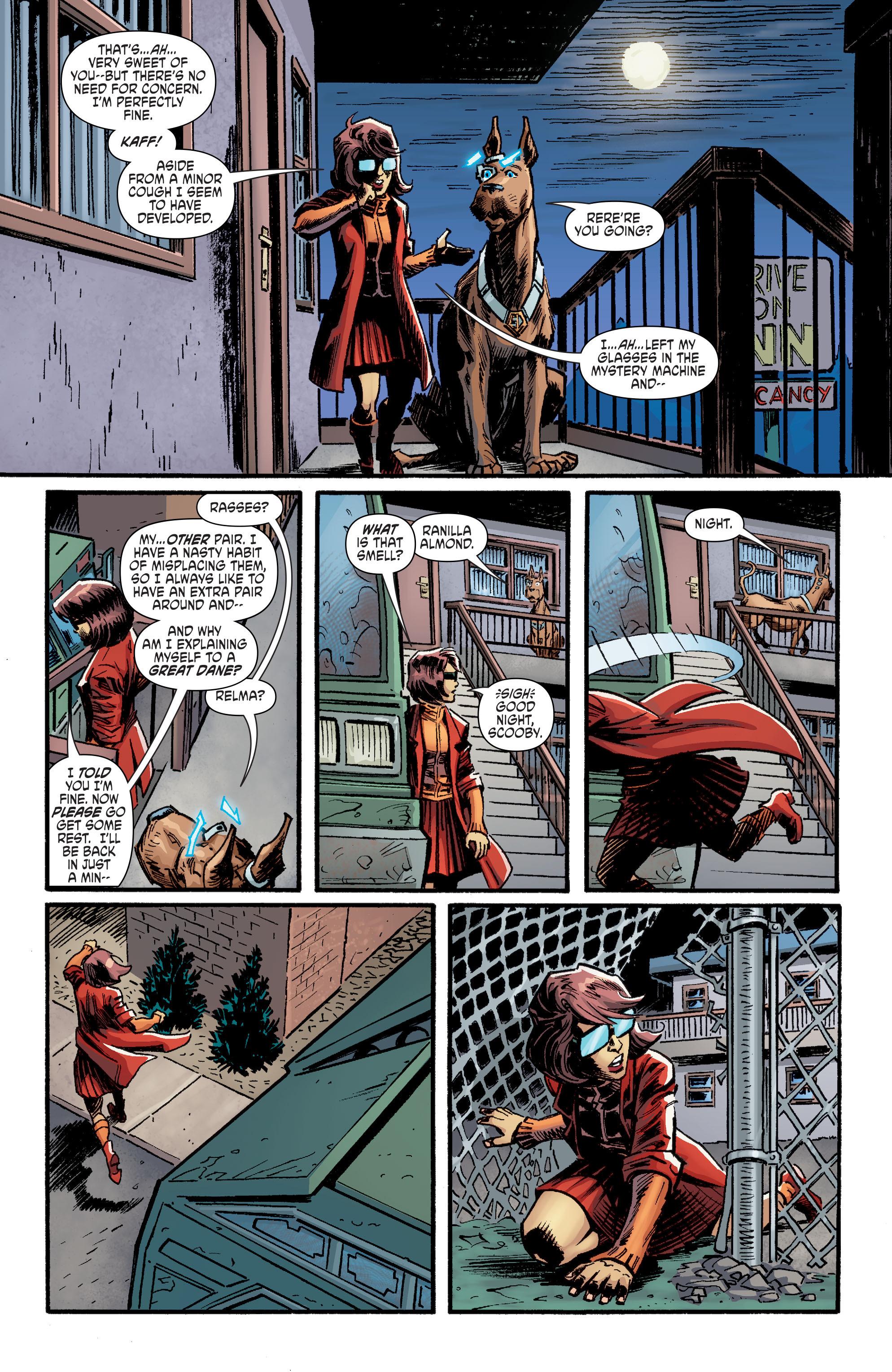 Read online Scooby Apocalypse comic -  Issue #9 - 16