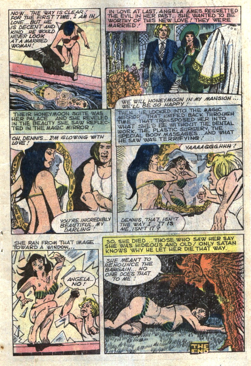 Read online Scary Tales comic -  Issue #5 - 11