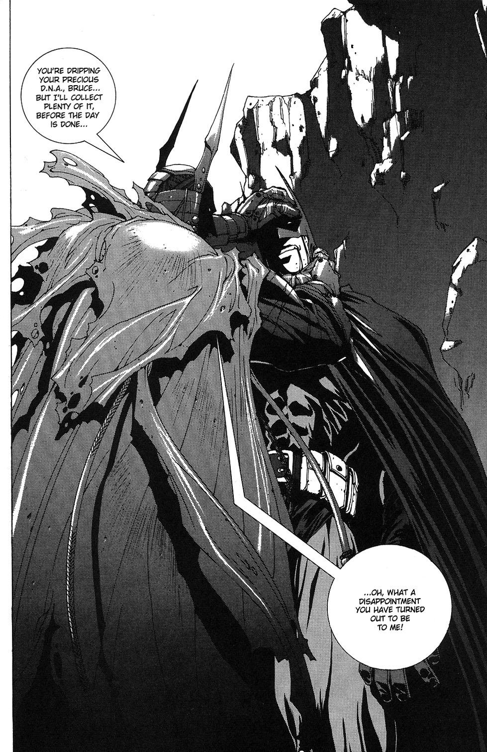 Read online Batman: Child of Dreams comic -  Issue # Full - 291