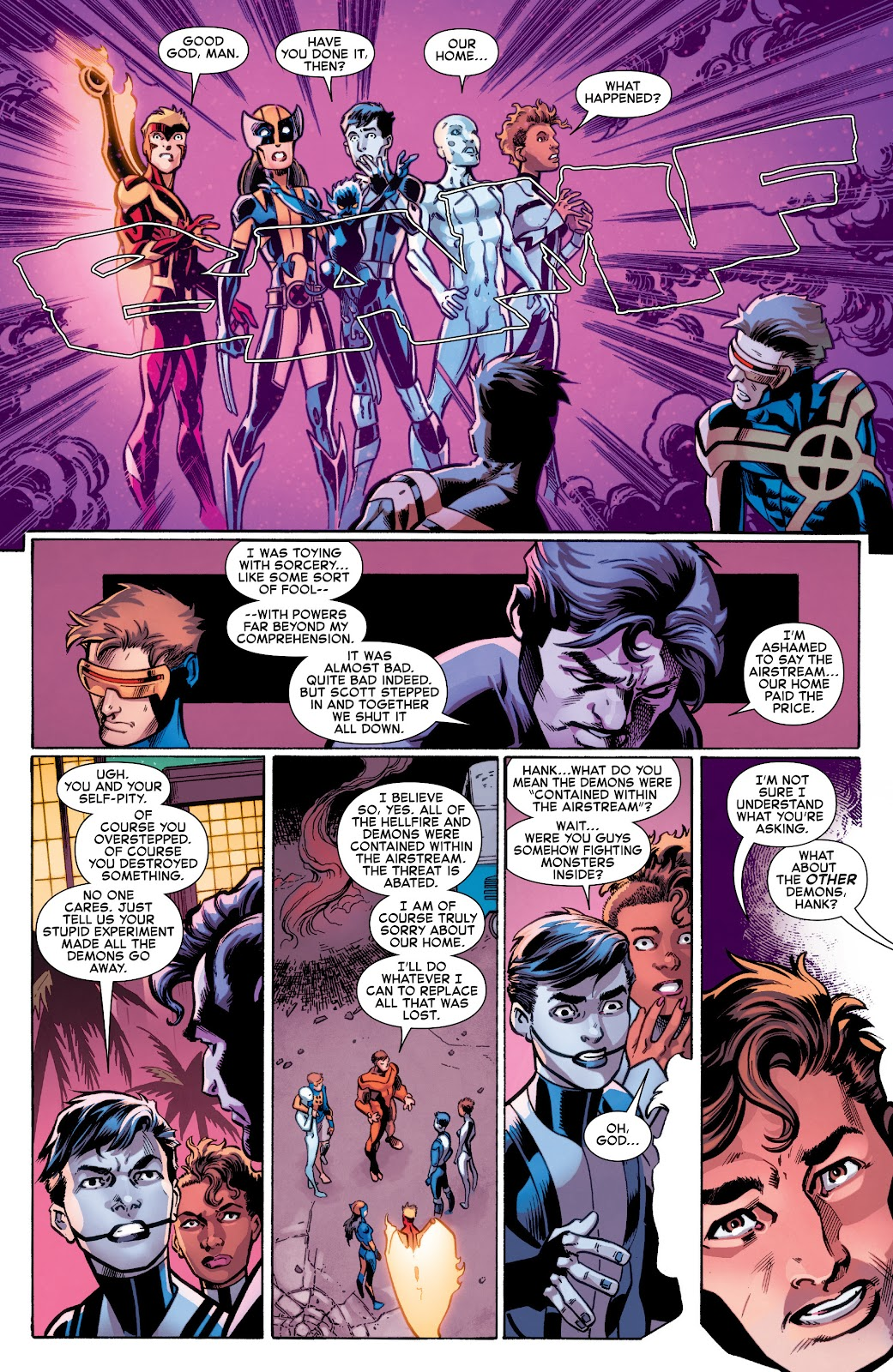 All-New X-Men (2016) Issue #15 #17 - English 20