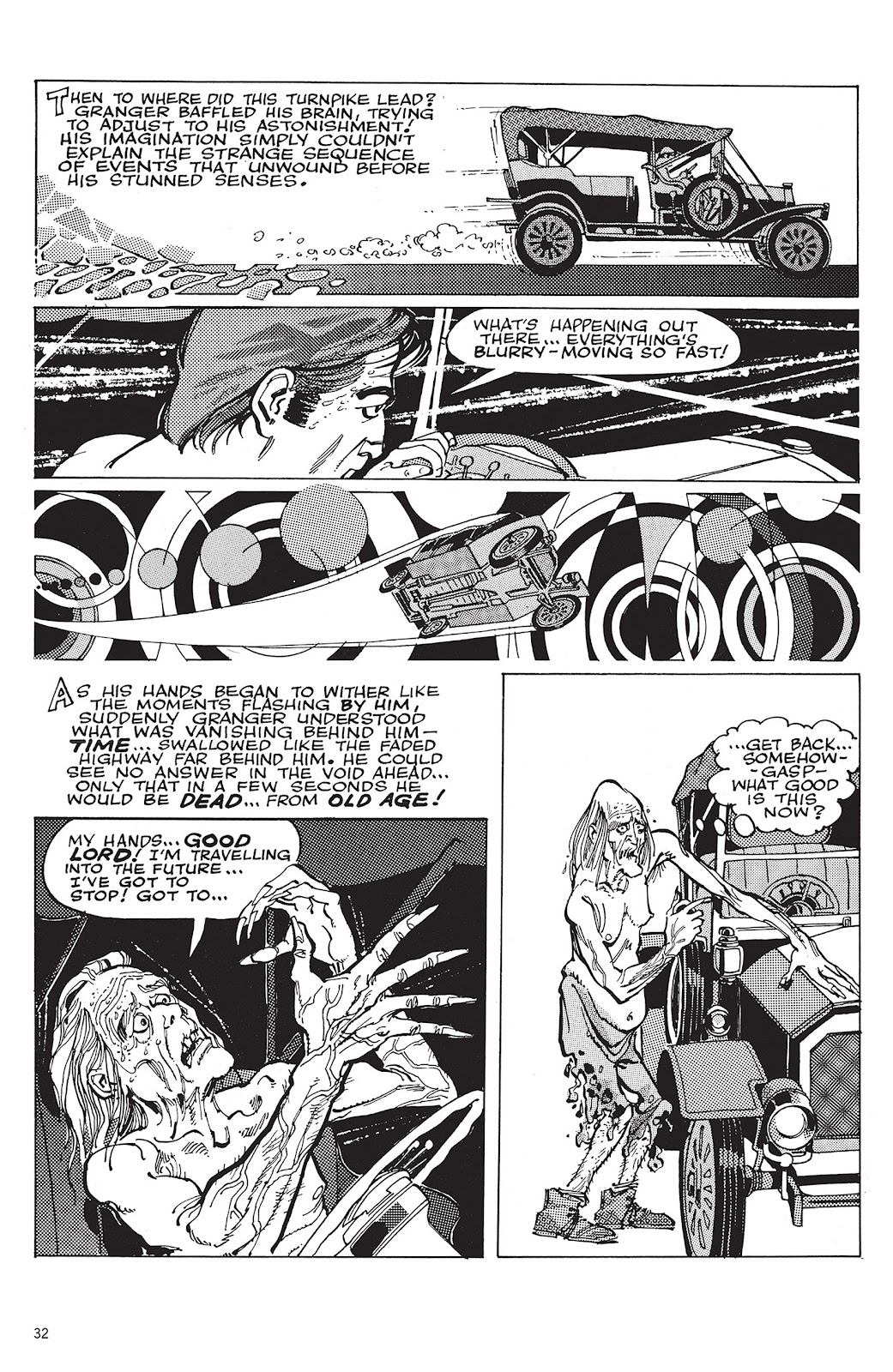 Creepy (2009) Issue #14 #14 - English 30