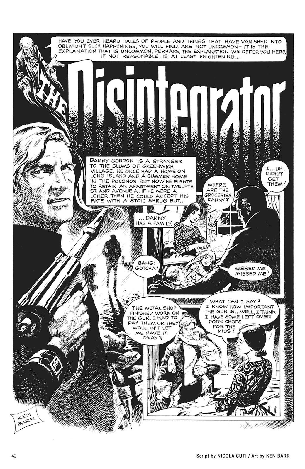 Creepy (2009) Issue #3 #3 - English 44