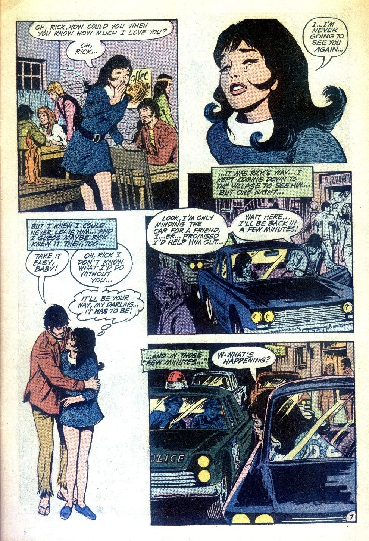 Read online Secret Hearts comic -  Issue #148 - 11