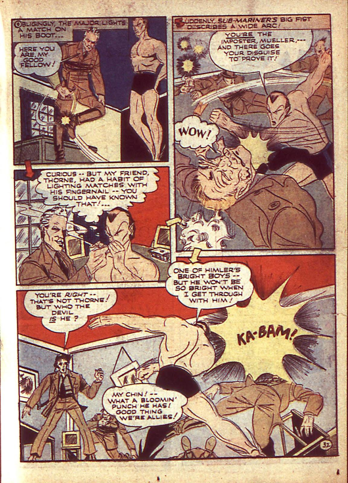 Sub-Mariner Comics Issue #3 #3 - English 36