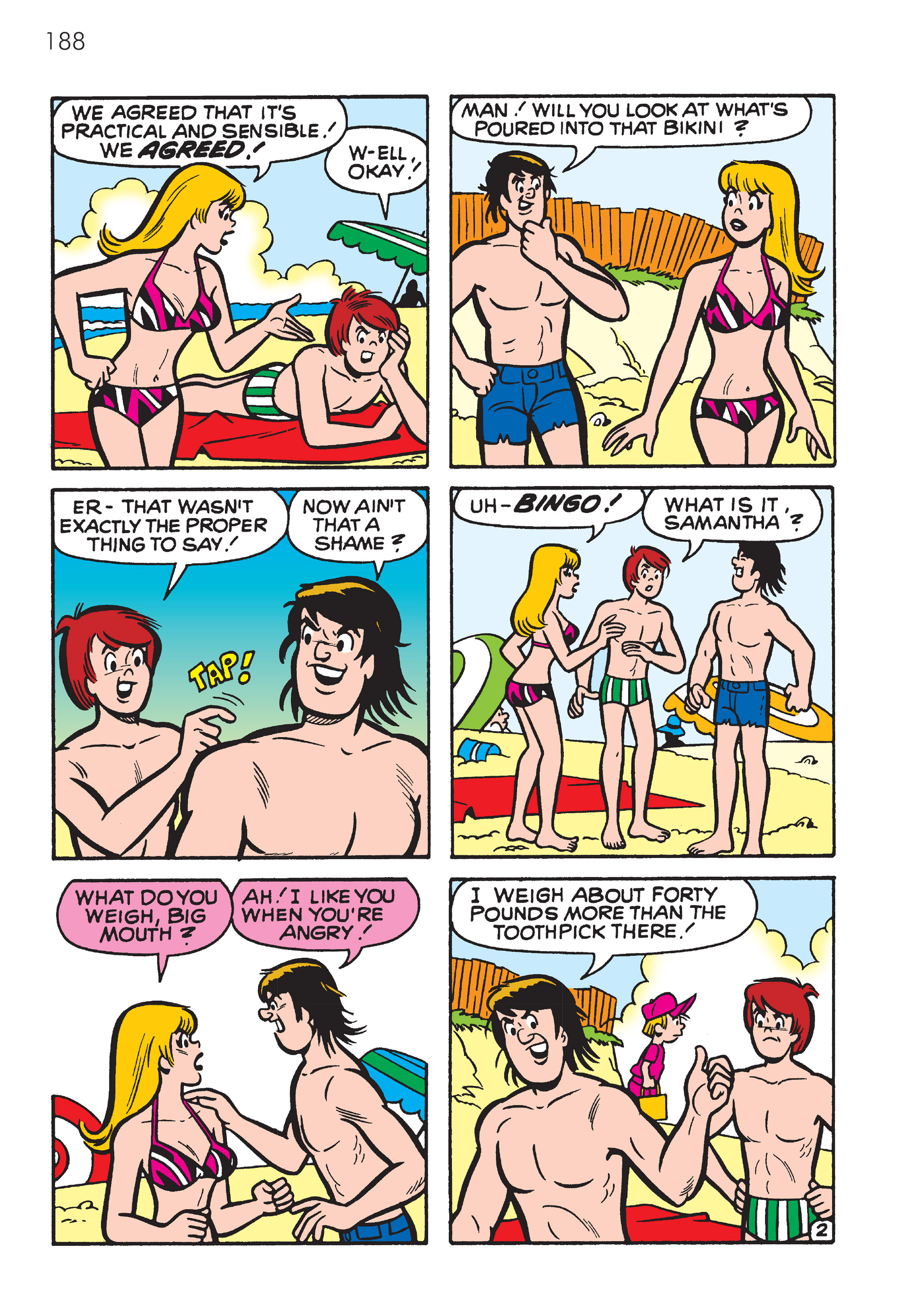 Read online The Best of Archie Comics comic -  Issue # TPB 4 (Part 1) - 189