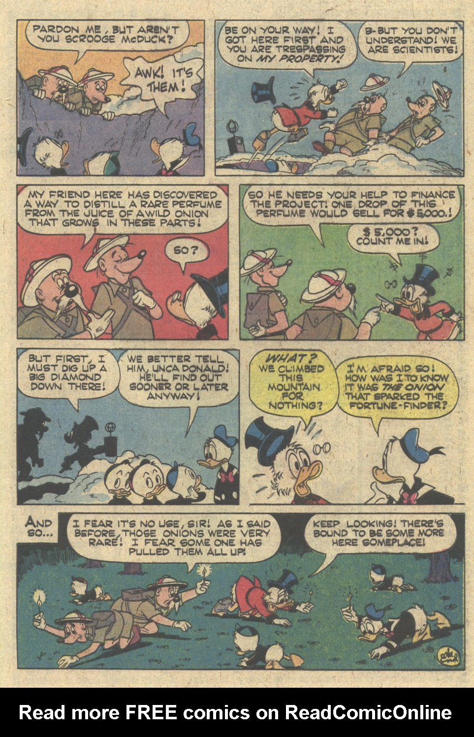 Uncle Scrooge (1953) Issue #170 #170 - English 33