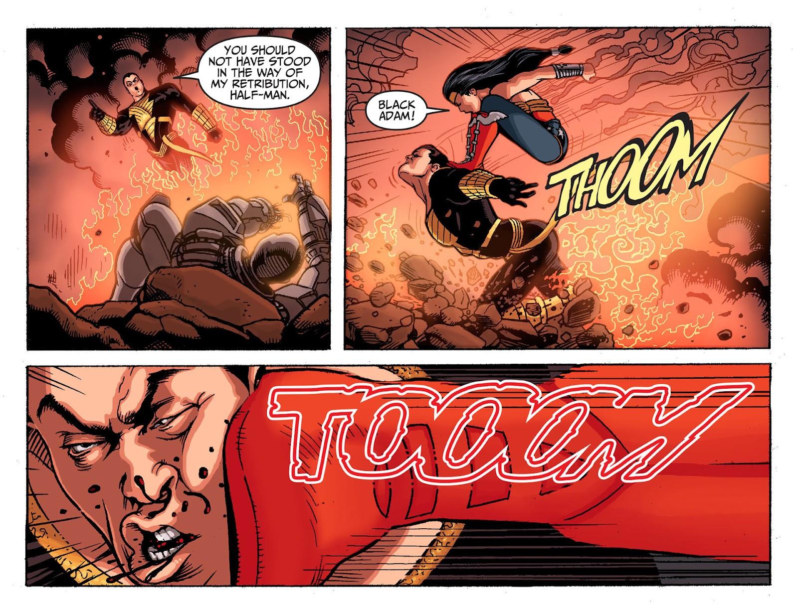 Injustice: Gods Among Us [I] Issue #19 #20 - English 13