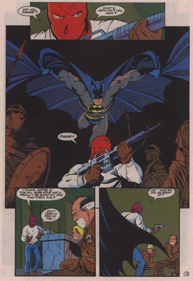 Batman: Knightfall #Aftermath_-_1 #98 - English 18