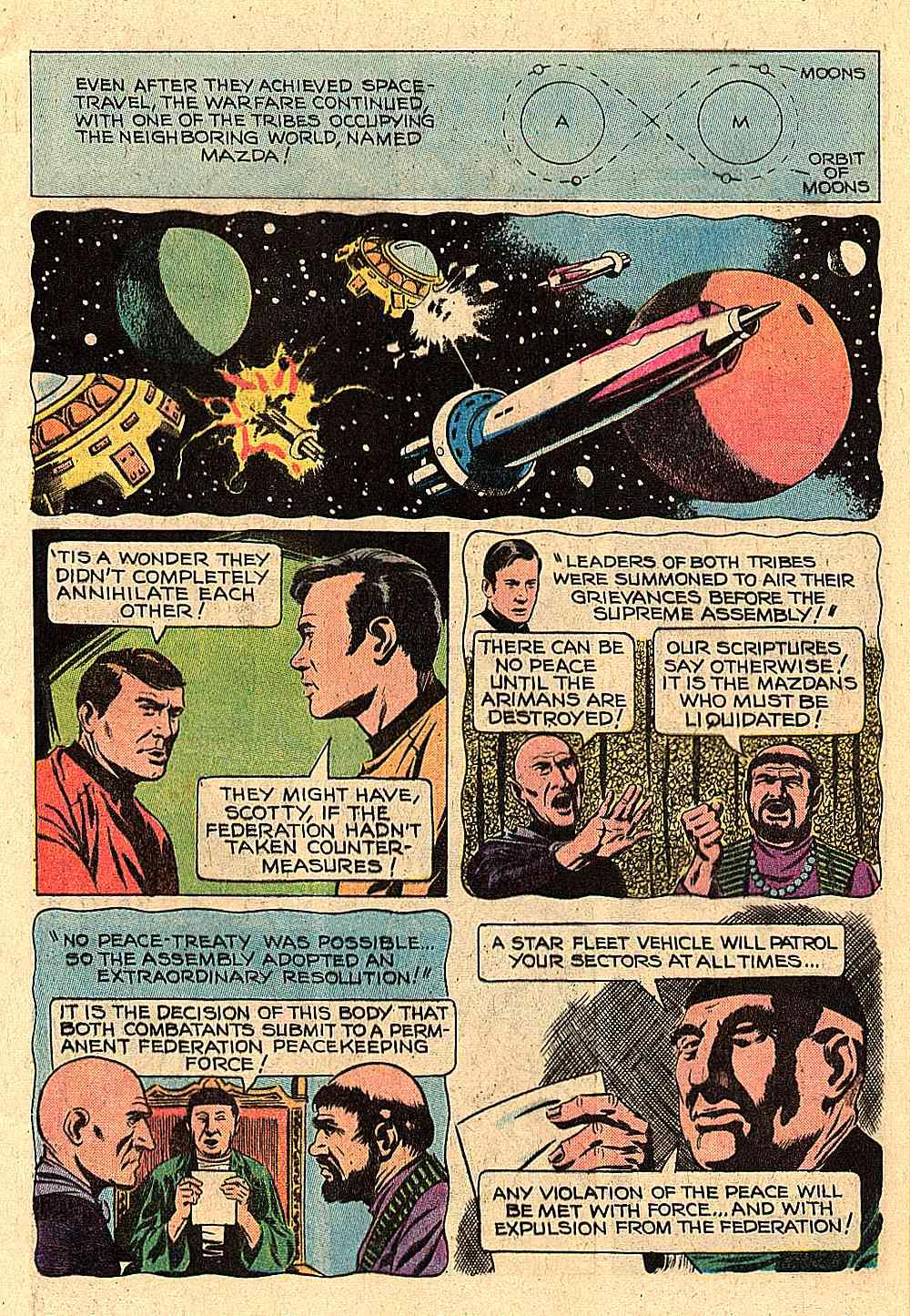 Star Trek (1967) #51 #51 - English 4