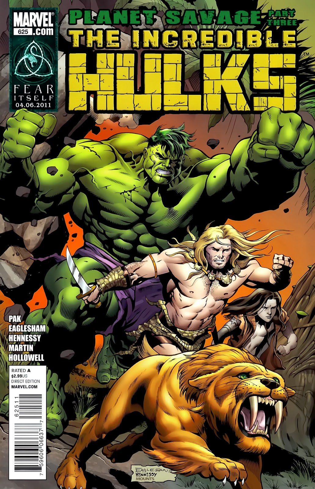 Incredible Hulks (2010) Issue #625 #15 - English 1