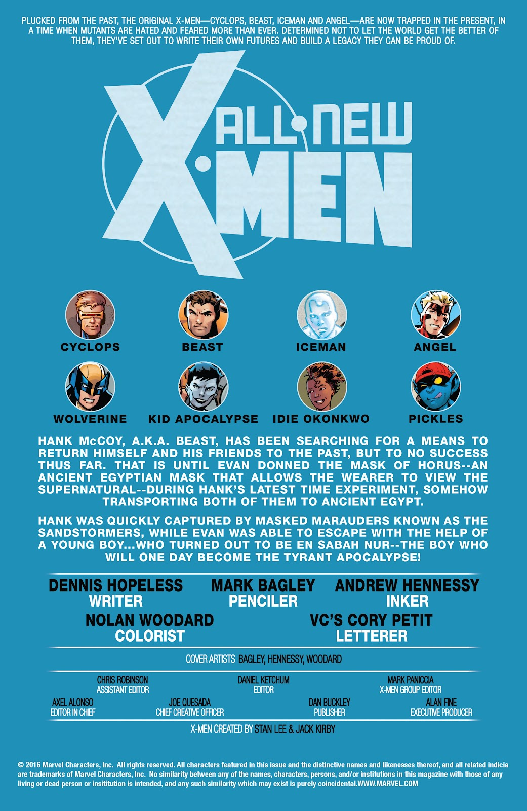 All-New X-Men (2016) Issue #10 #12 - English 2