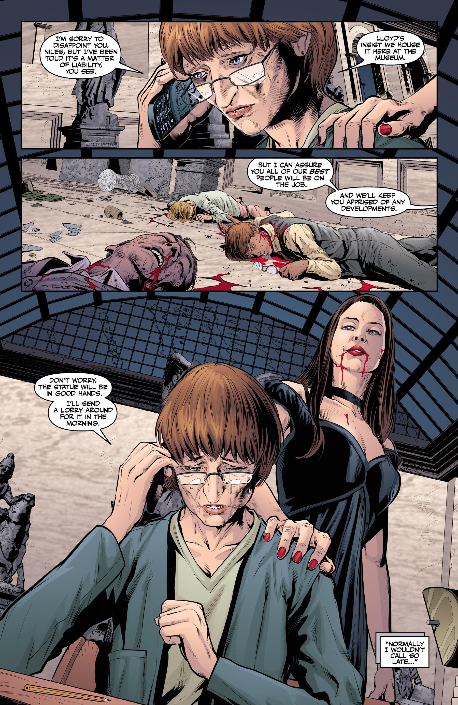 Read online Angel & Faith Season 10 comic -  Issue #21 - 16