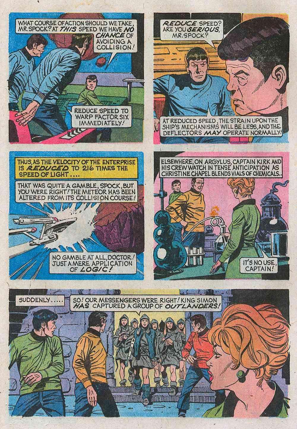 Star Trek (1967) Issue #23 #23 - English 16