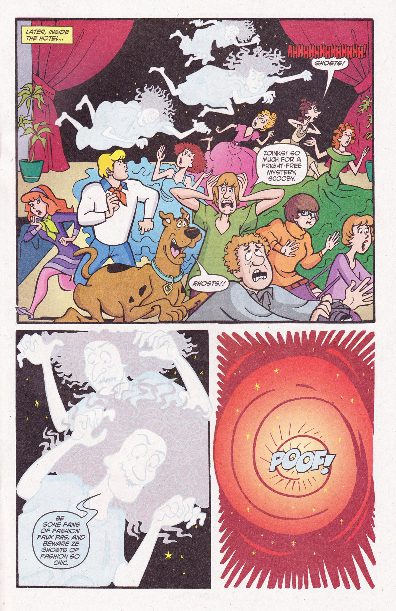 Read online Scooby-Doo (1997) comic -  Issue #131 - 15