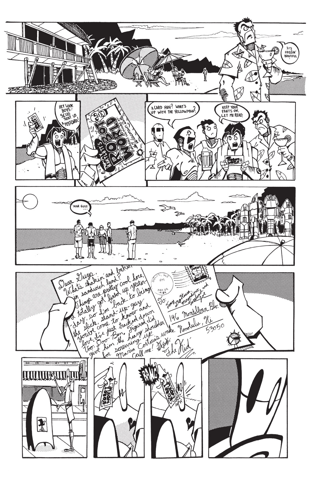 Read online Scud: The Disposable Assassin: The Whole Shebang comic -  Issue # TPB (Part 1) - 139