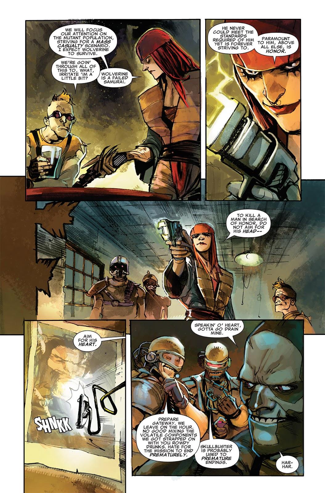 Uncanny X-Force (2010) Issue #5.1 #6 - English 8