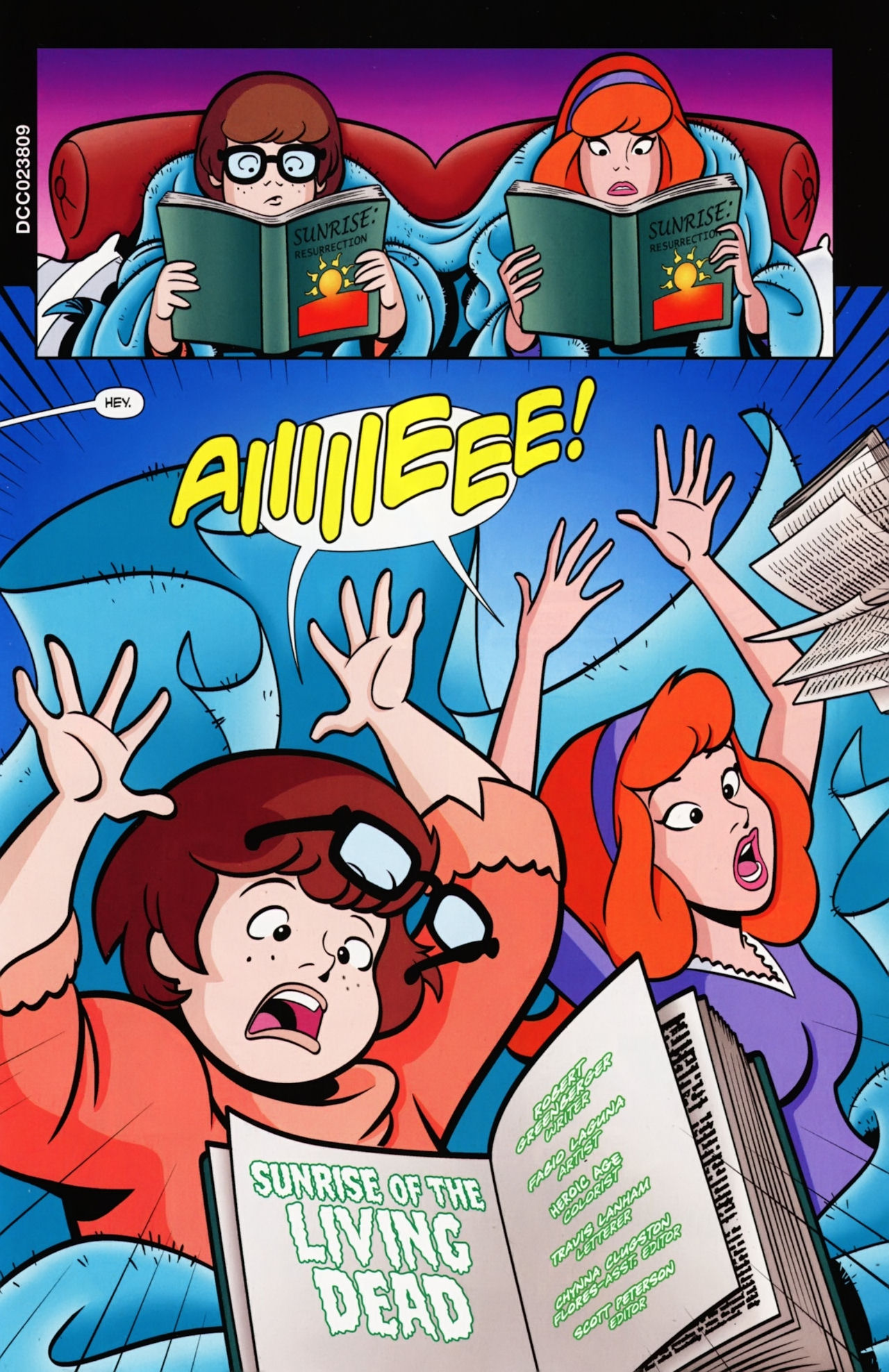 Read online Scooby-Doo: Where Are You? comic -  Issue #6 - 3