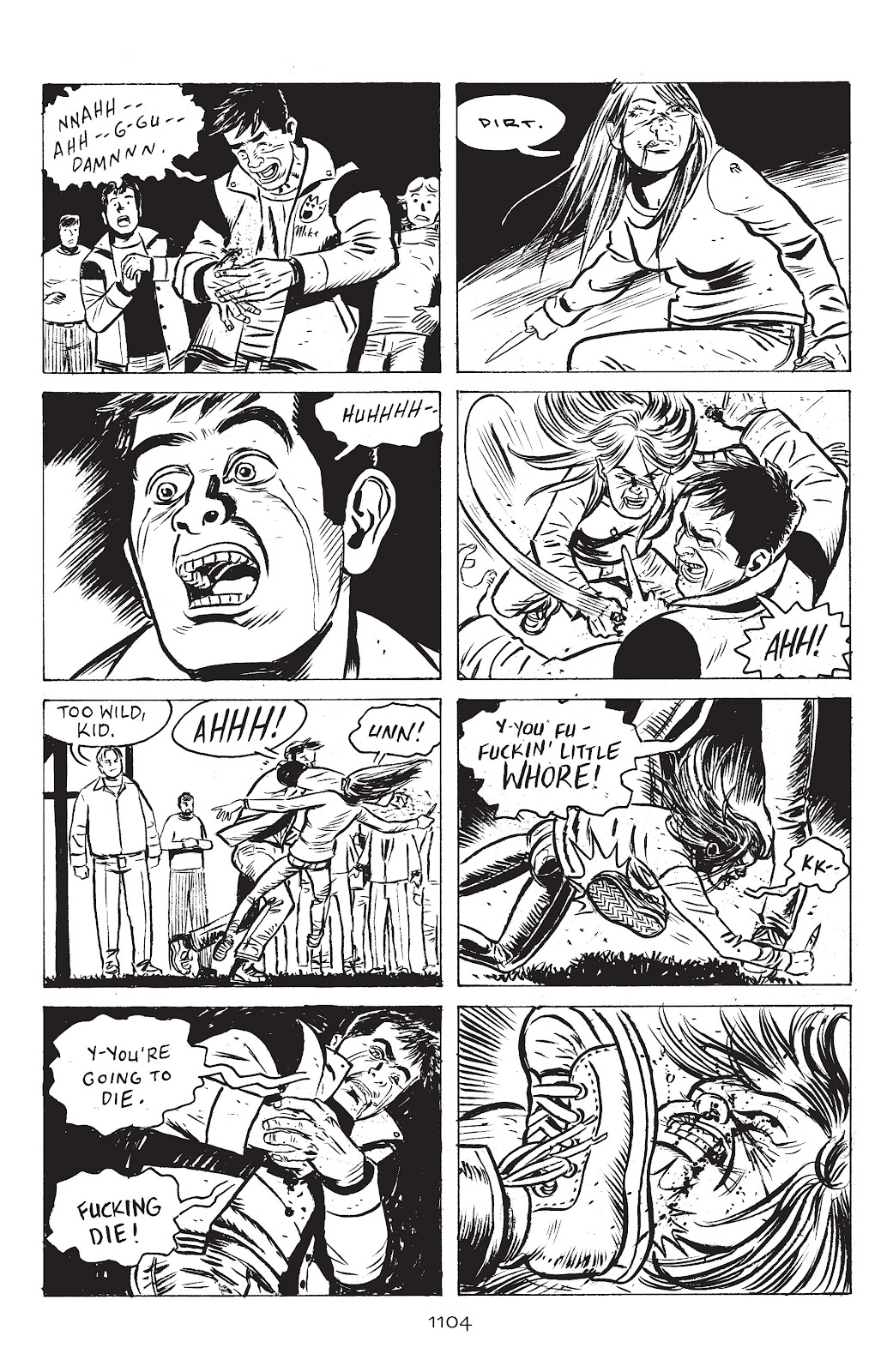 Stray Bullets Issue #41 #41 - English 28