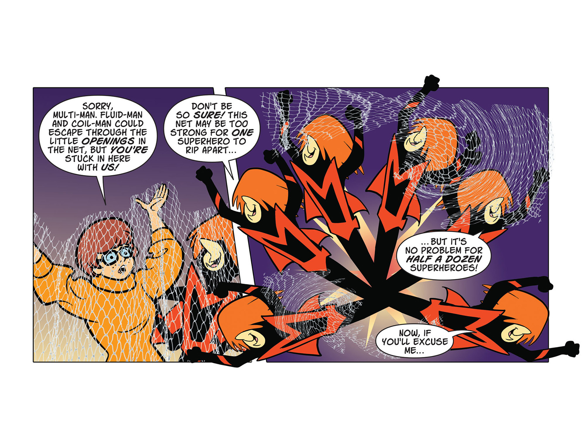 Read online Scooby-Doo! Team-Up comic -  Issue #43 - 17
