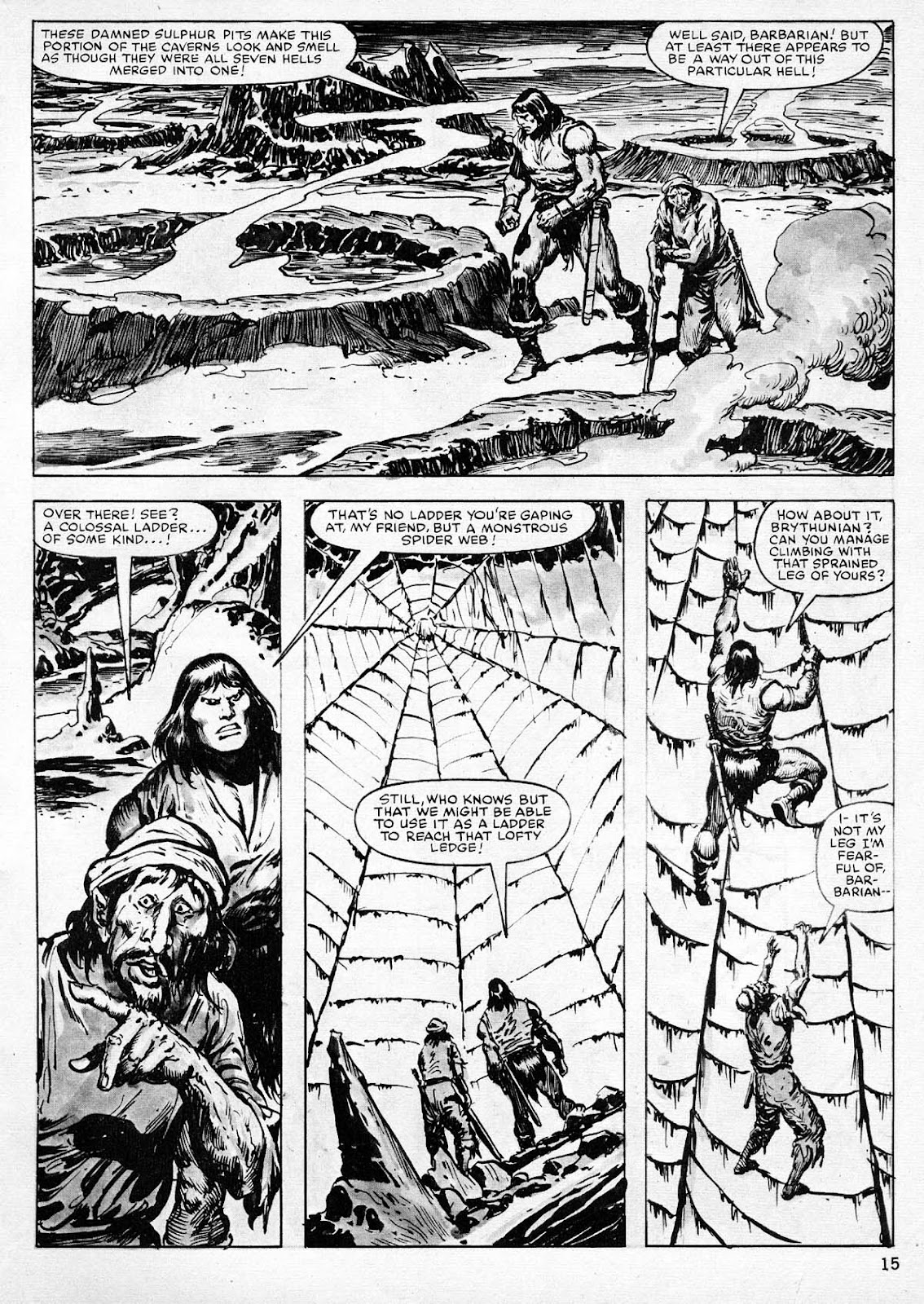 The Savage Sword Of Conan Issue #77 #78 - English 15