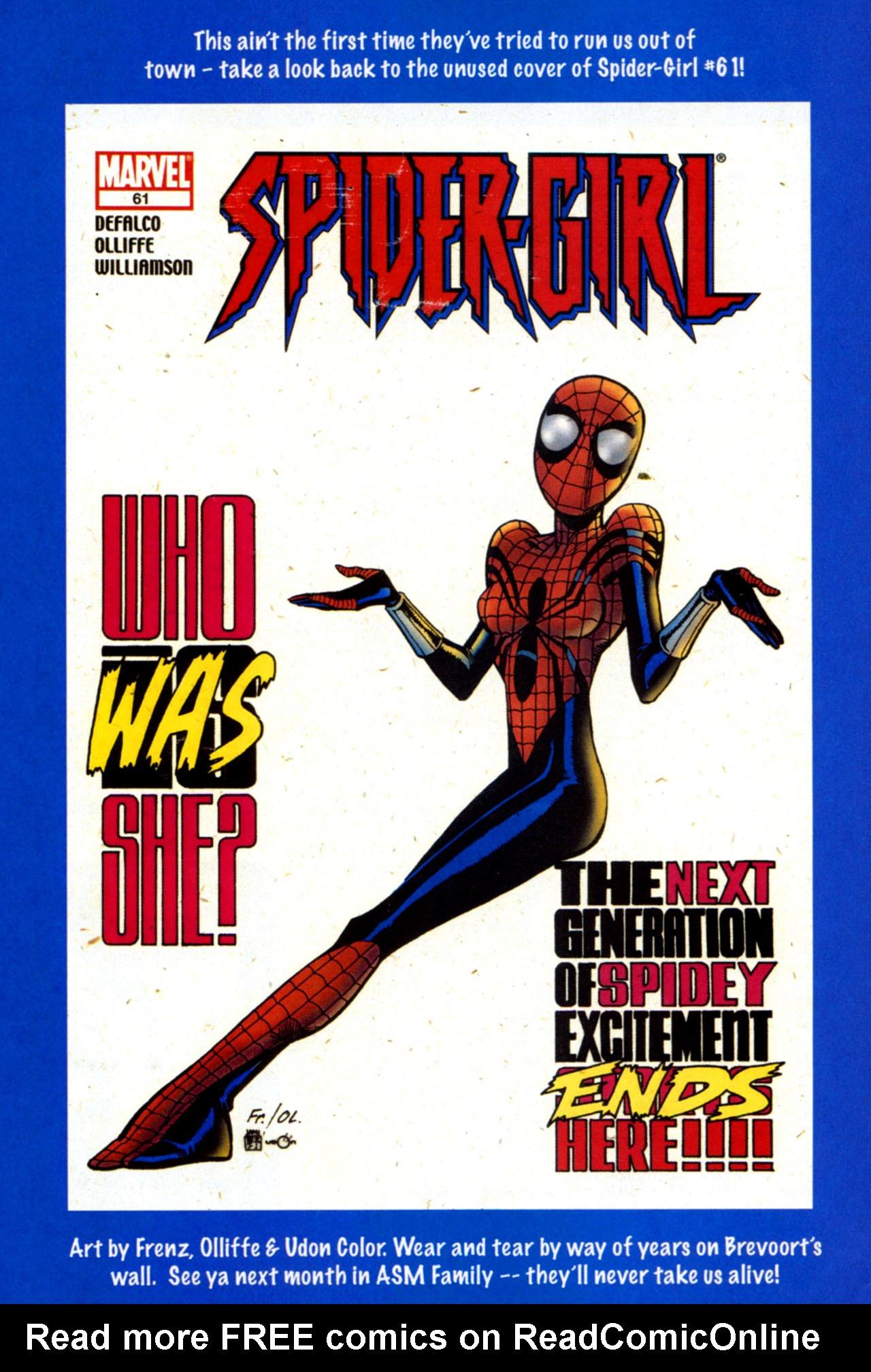Amazing Spider-Girl #30 #31 - English 35