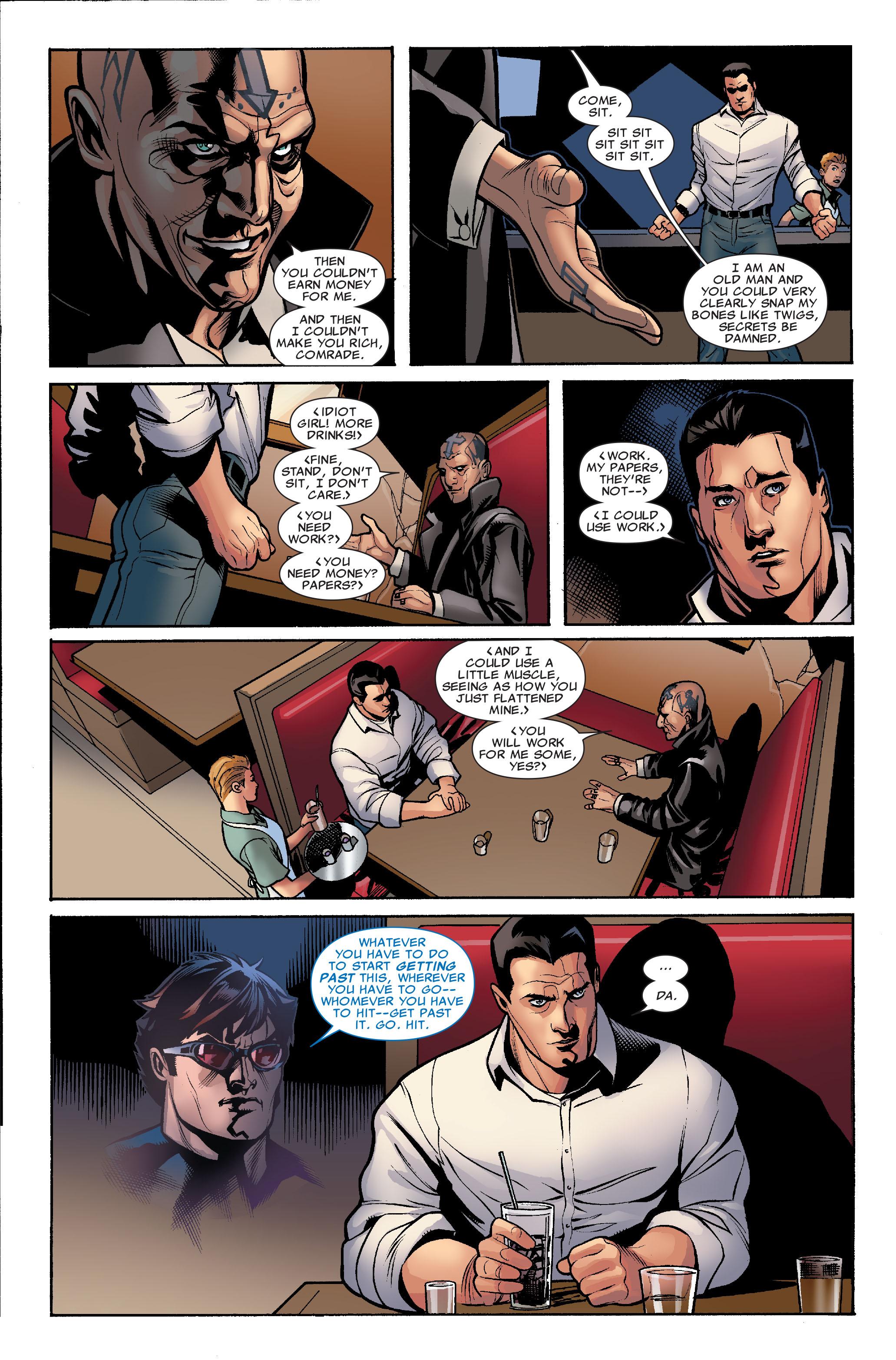 Uncanny X-Men (1963) 505 Page 20