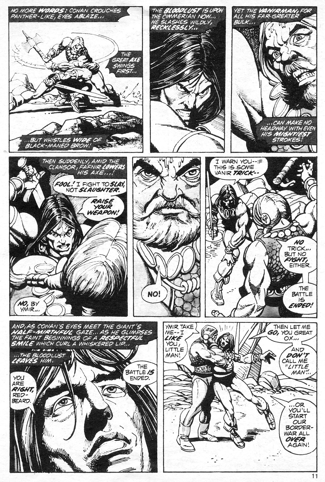 The Savage Sword Of Conan Issue #13 #14 - English 11
