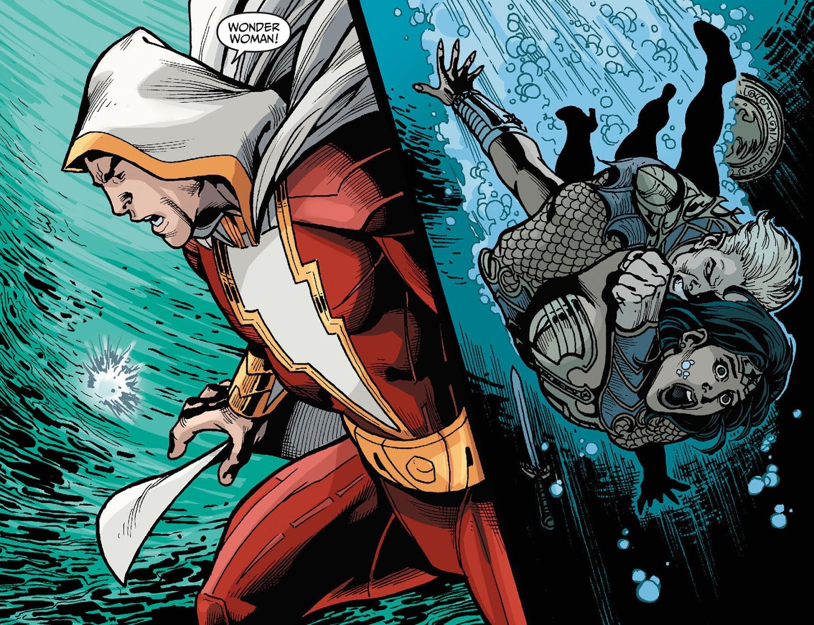 Injustice: Gods Among Us [I] Issue #11 #12 - English 6
