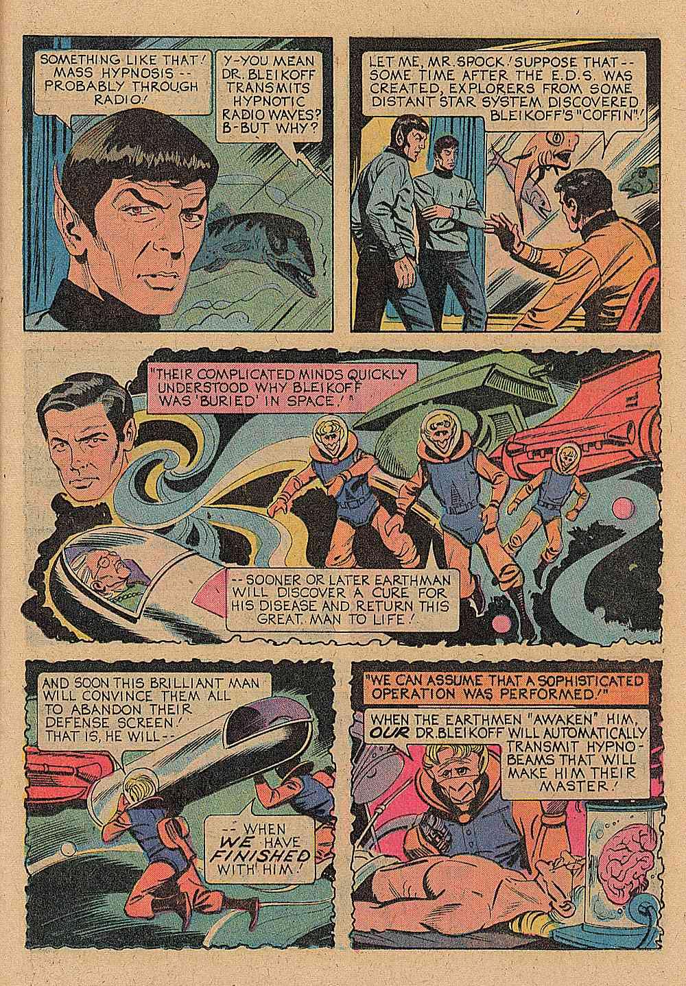 Star Trek (1967) Issue #39 #39 - English 17