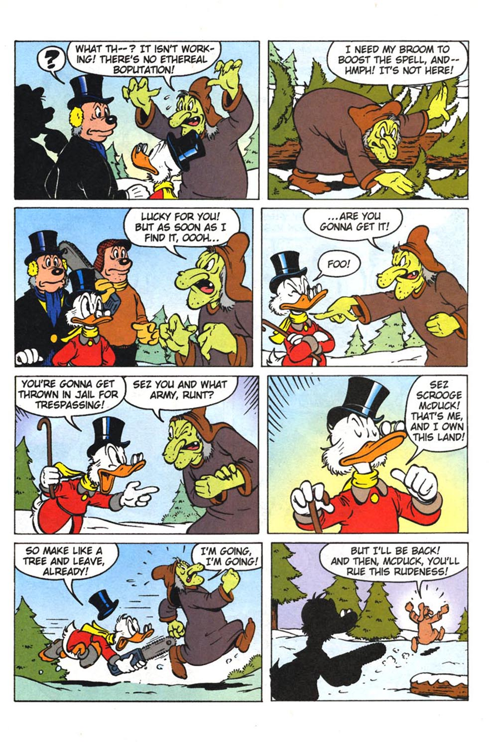 Uncle Scrooge (1953) Issue #308 #308 - English 7