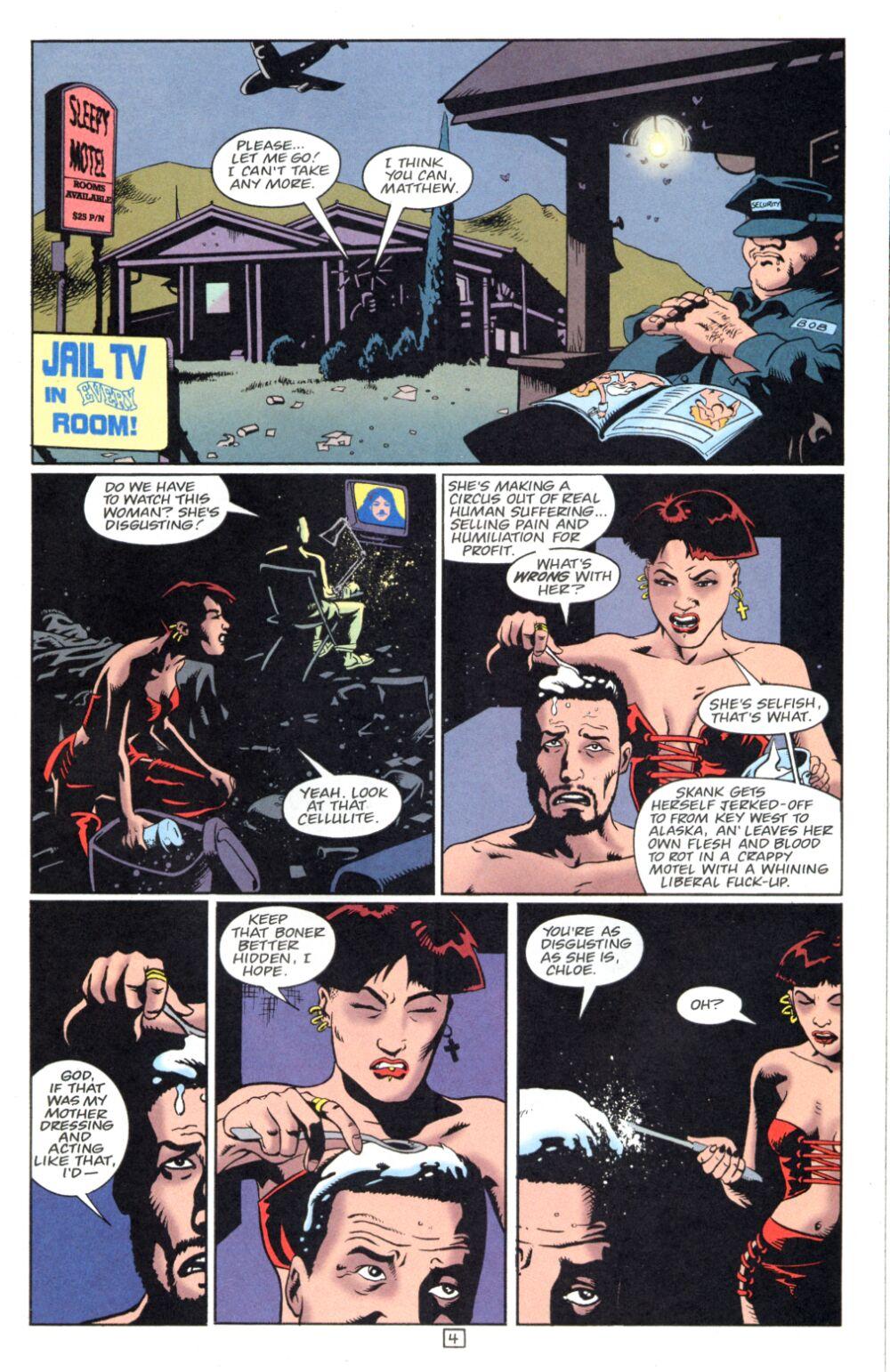 Cruel and Unusual 3 Page 5