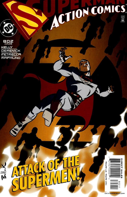 Action Comics (1938) 802 Page 1
