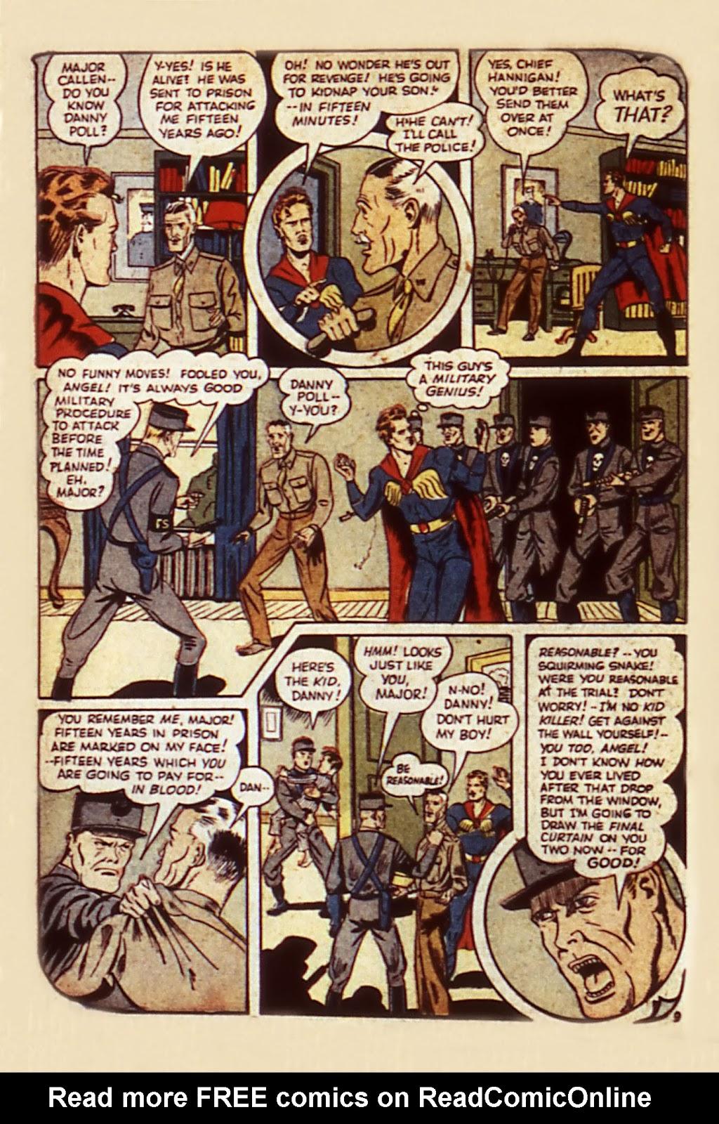 Sub-Mariner Comics Issue #7 #7 - English 32