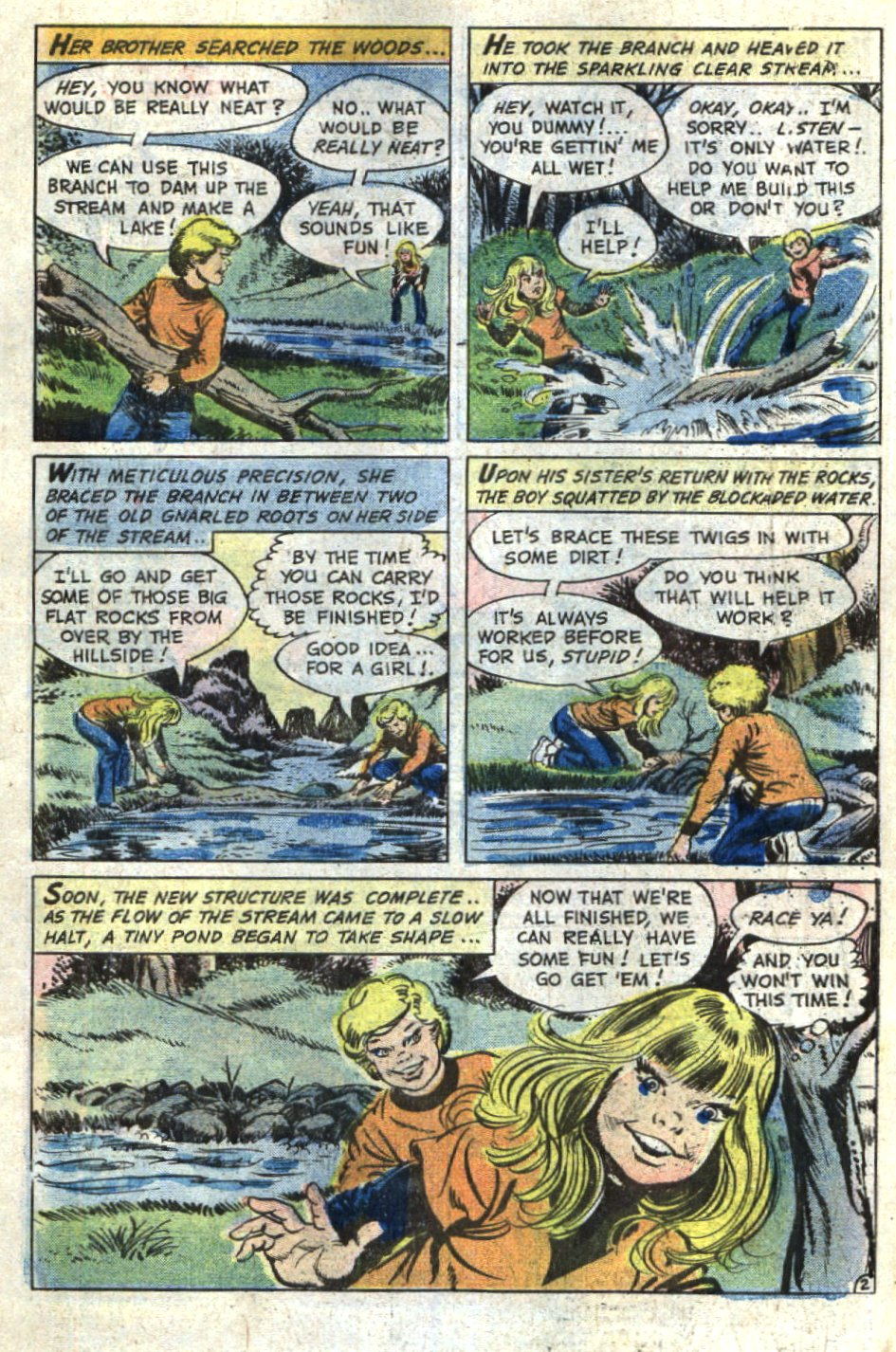 Read online Scary Tales comic -  Issue #5 - 15