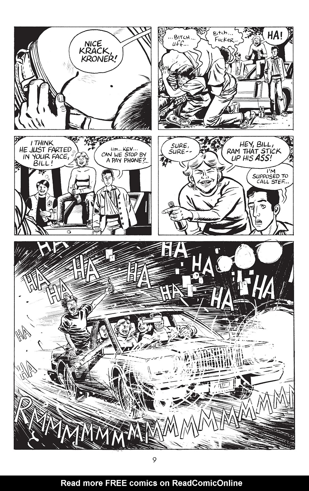 Stray Bullets Issue #35 #35 - English 11