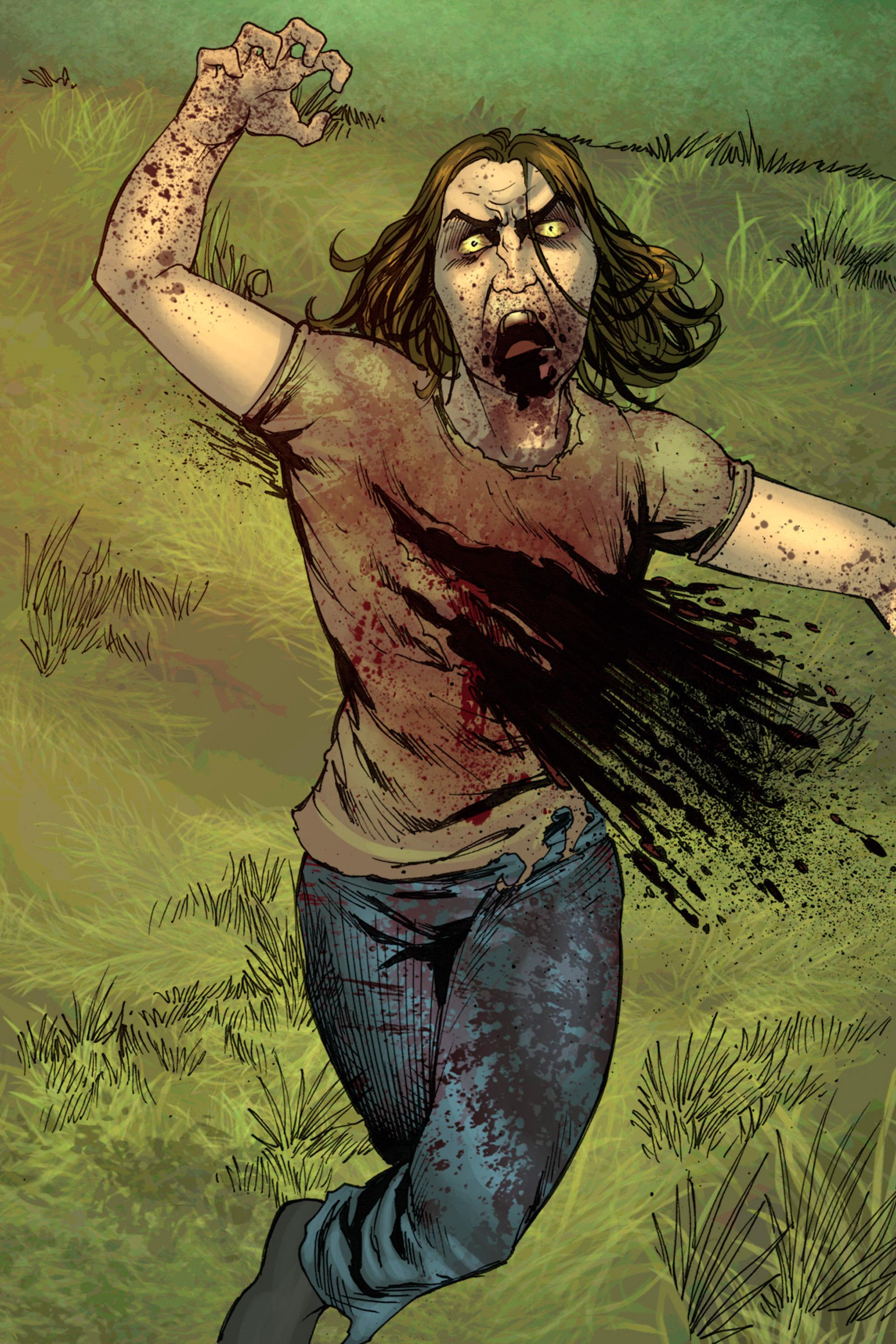 Read online Z-Men comic -  Issue #1 - 156