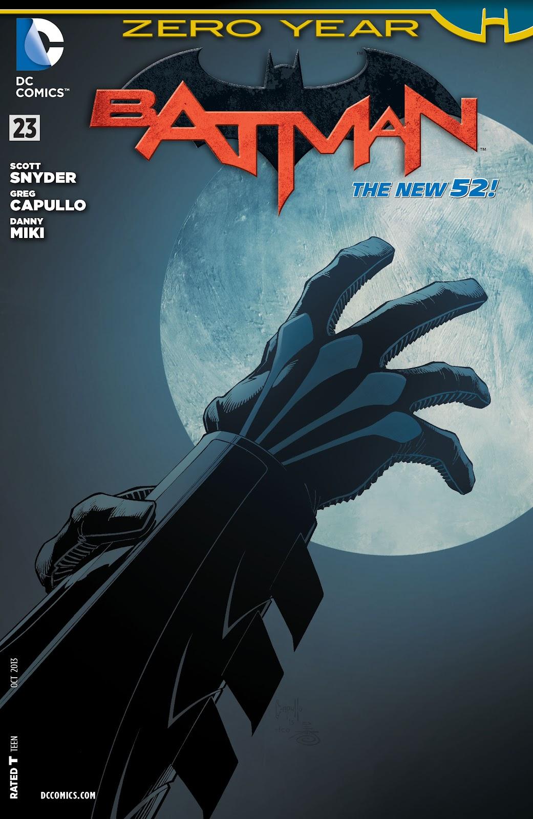Batman (2011) Issue #23 #38 - English 1