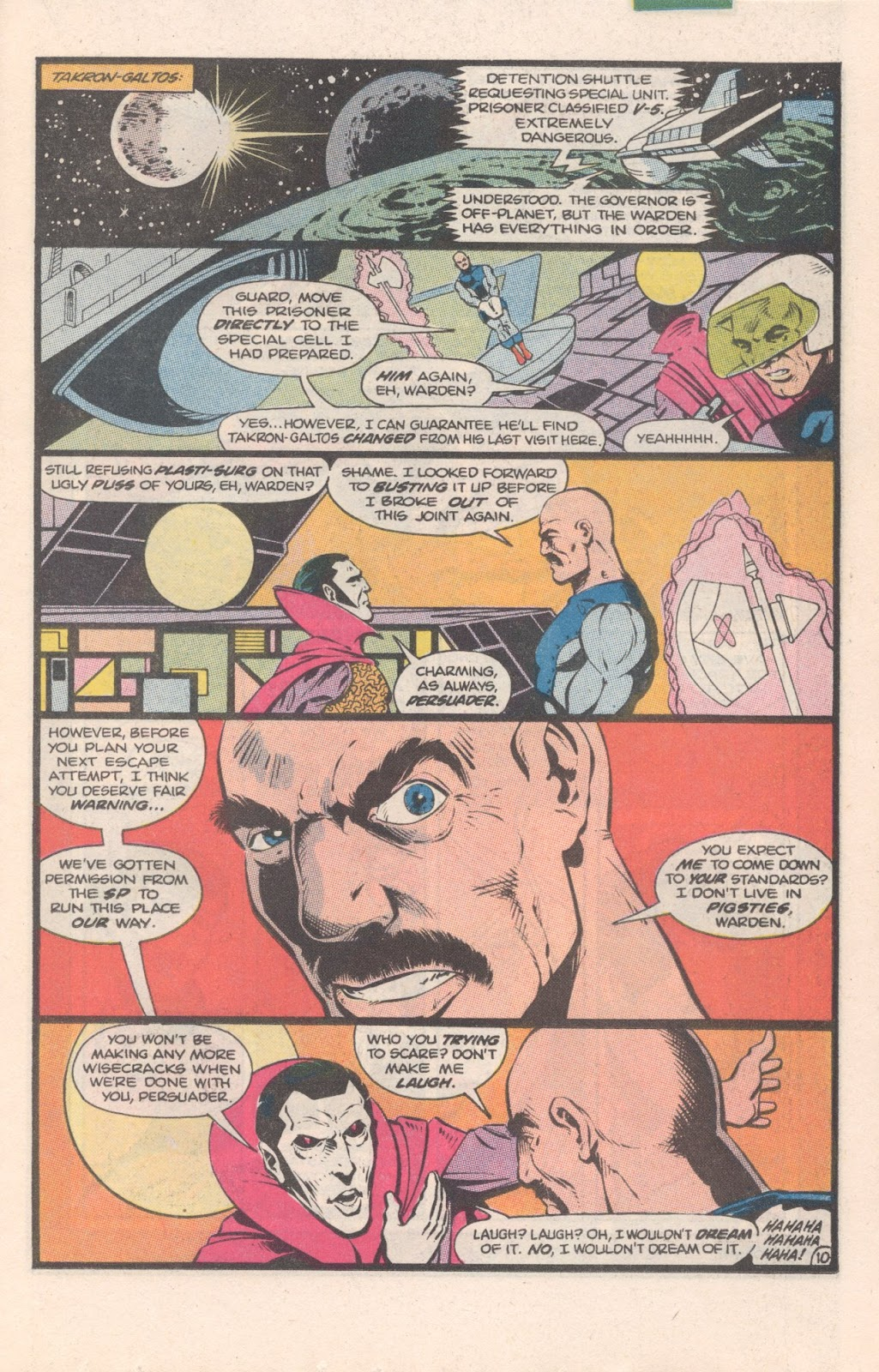 Tales of the Legion Issue #324 #11 - English 11