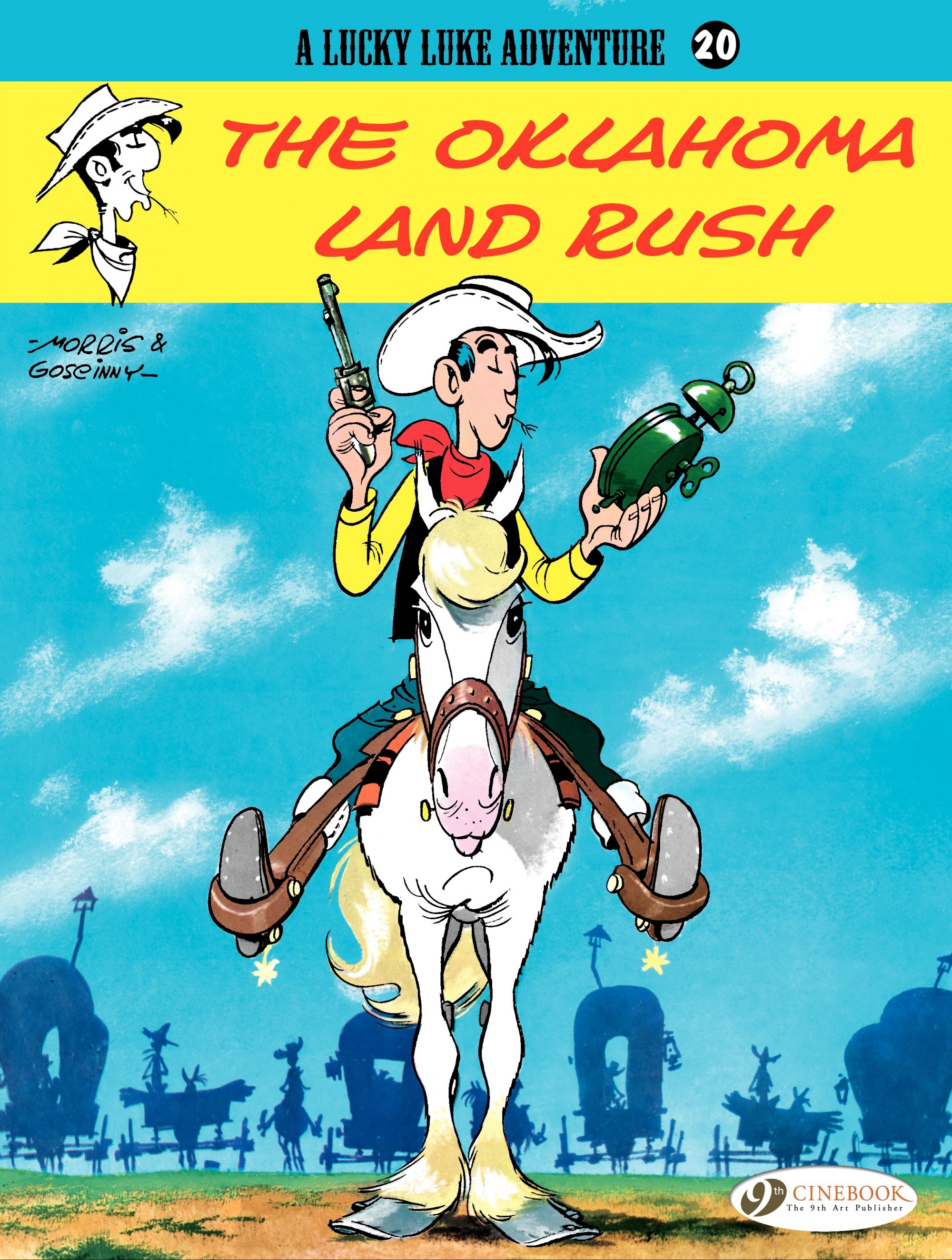 A Lucky Luke Adventure 20 Page 1