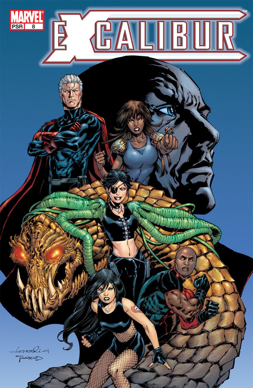 Excalibur (2004) Issue #8 #8 - English 1