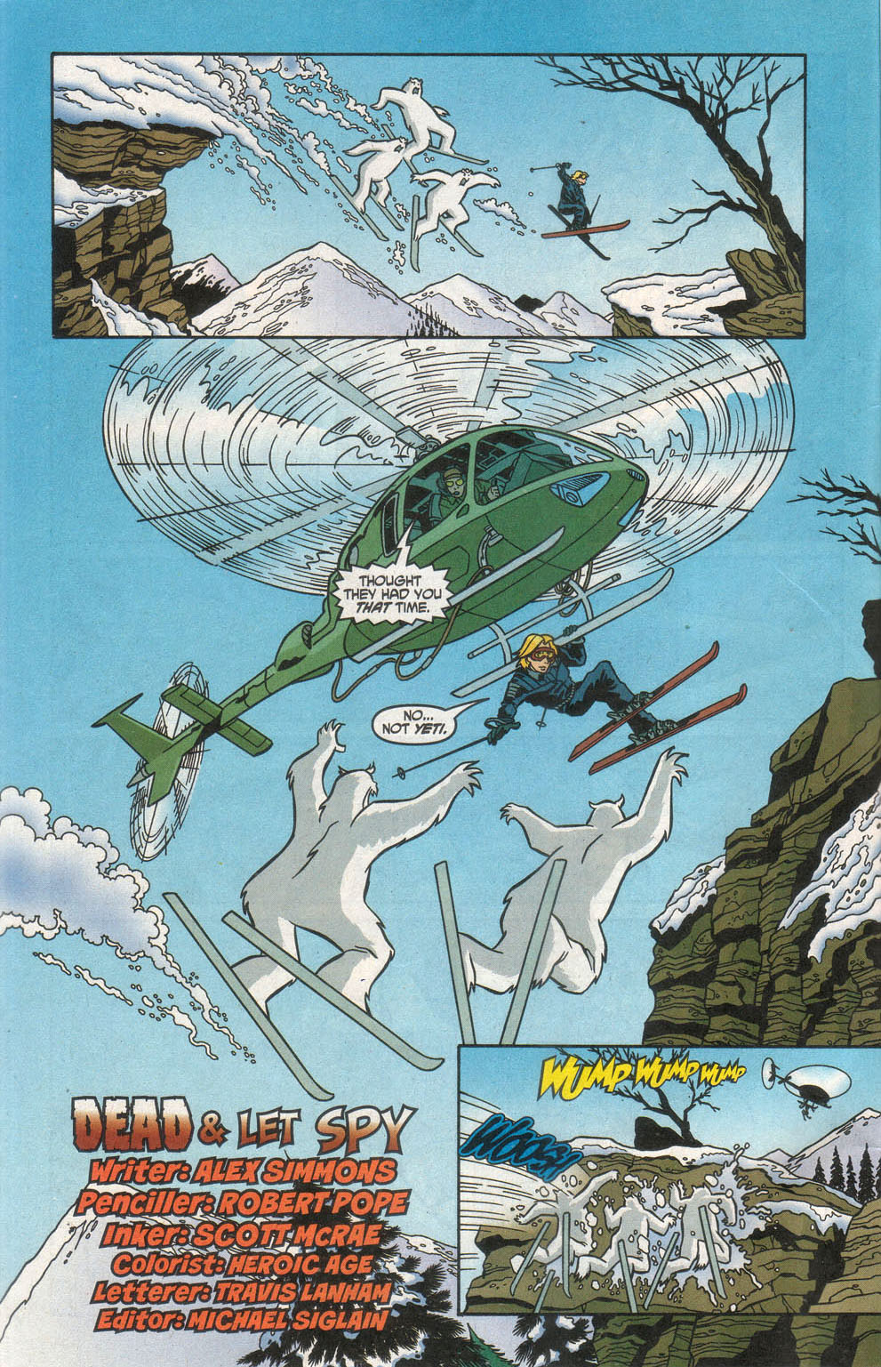 Read online Scooby-Doo (1997) comic -  Issue #106 - 4