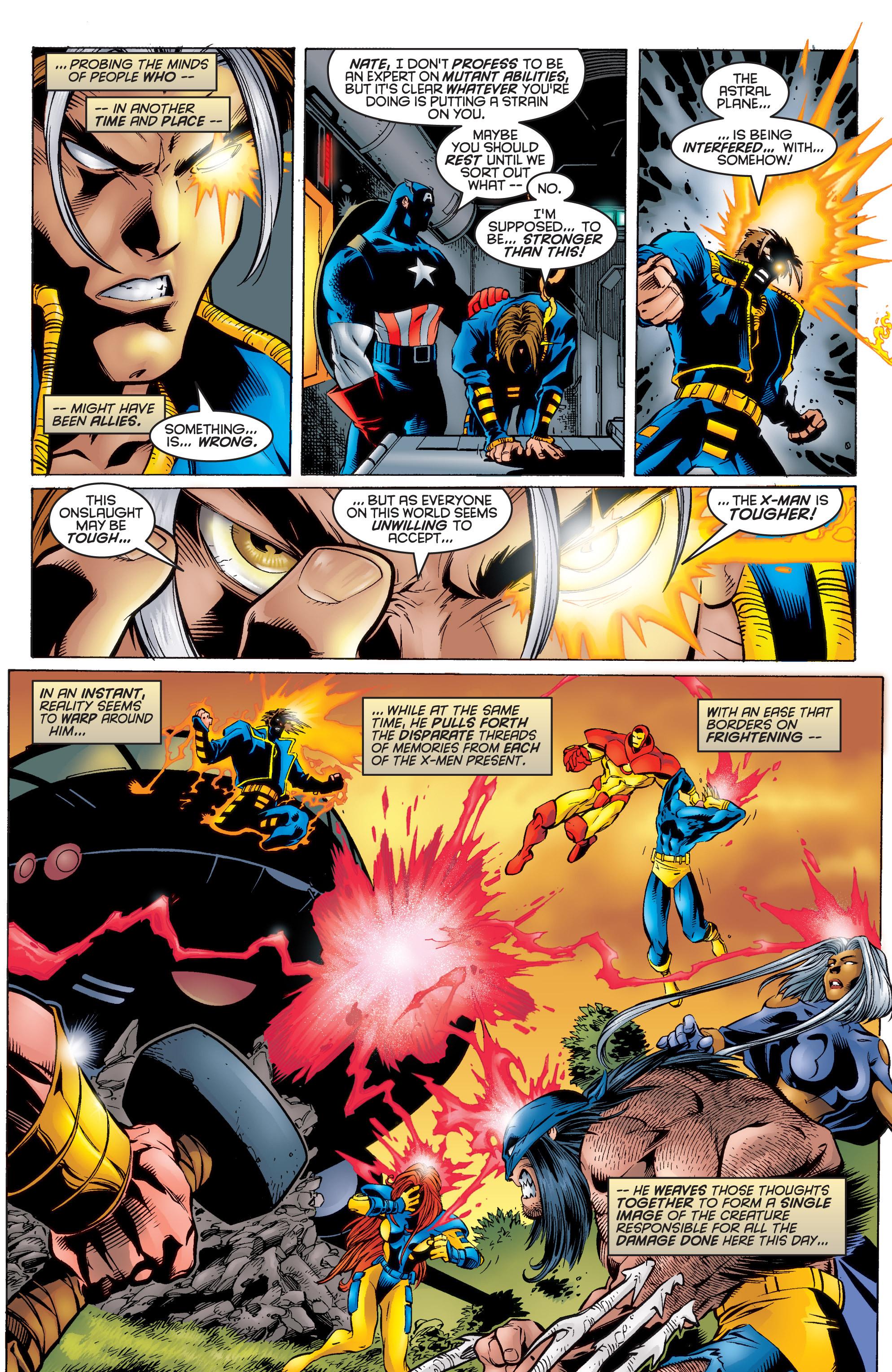 Uncanny X-Men (1963) 335 Page 9