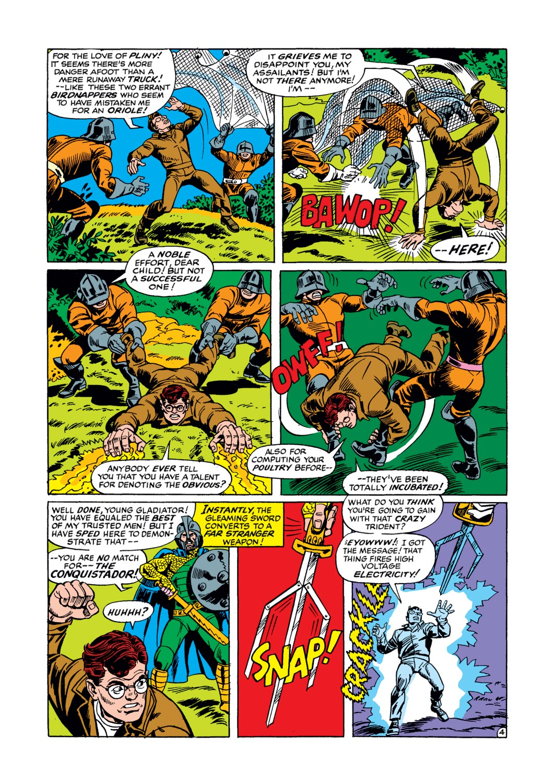 Amazing Adventures (1970) 17 Page 16