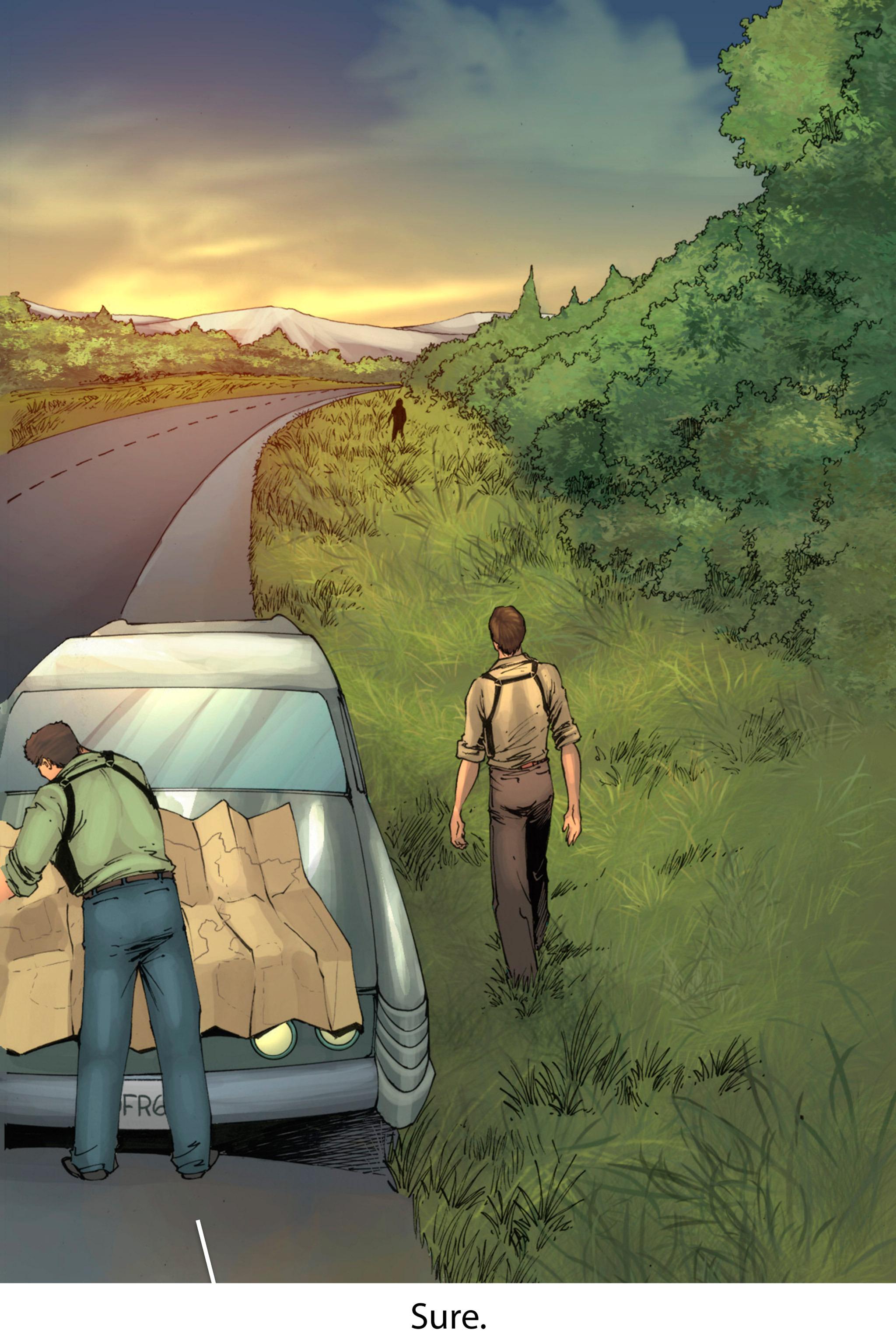 Read online Z-Men comic -  Issue #1 - 146